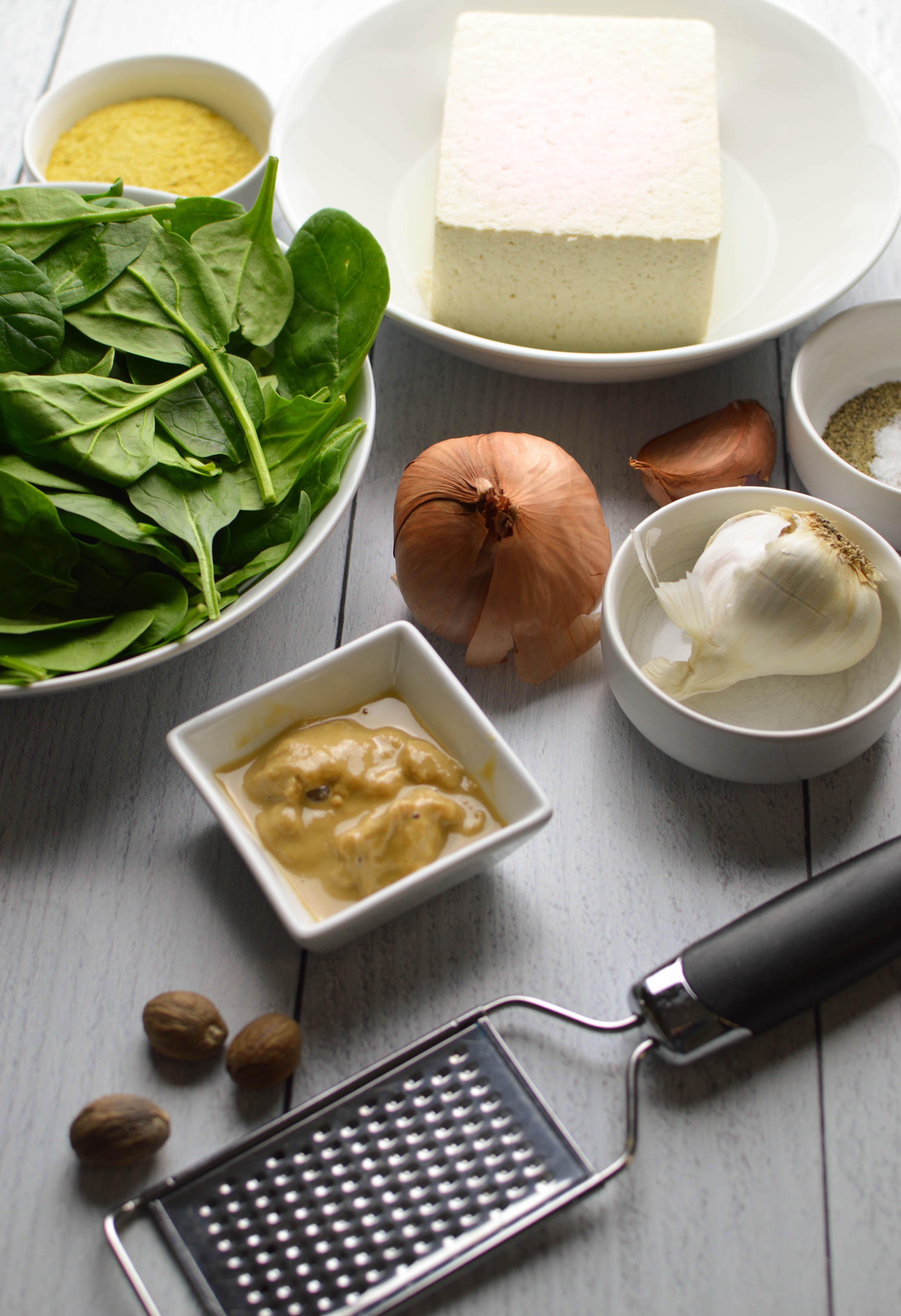 Tofu Ricotta Cheese